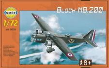 Smer 1/72 Bloch MB.200 # 72939