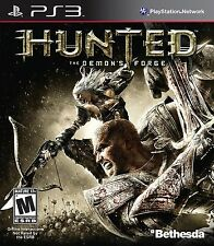 Hunted The Demon's Forge PS3 - LN - Game Disc Only