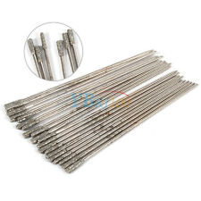 20Pcs Diamond Drill BitsTool Set For Glass New Tile Stone Jewelry Ceramic Tipped