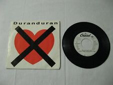 Duran Duran don't want your love PROMO - 45 Record Vinyl Album 7""