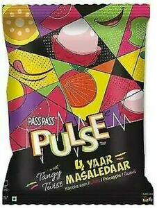 Pass-Pass Pulse Masaledaar Indien Candy Indien Chatpati candy 400g