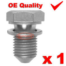 VW GOLF SUMP PLUG ENGINE OIL DRAIN PLUG N90813202