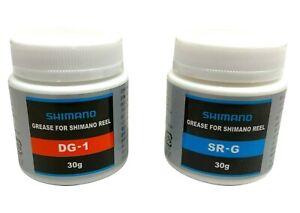 SHIMANO GENUINE FISHING REEL GREASE DG-1 / SR-G 30g - REEL MAINTENANCE / REPAIRS