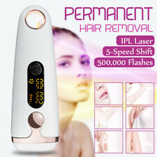 500000 Flash IPL Laser Permanent Hair Removal Face Body Skin Painless Epilator