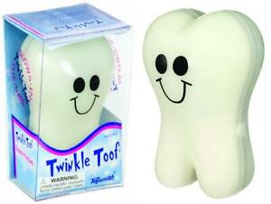 Toysmith Twinkle Toof Tooth (3.5-Inch)