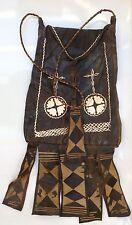 Tuareg Leather Bag North African Tribal