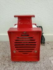 Vintage Drive In Movie Theatre Car  Heater Antique . Very Rare.