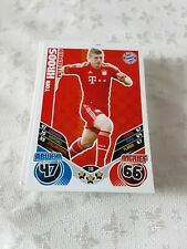 Match attax Karte Toni Kroos FC Bayern München  NEU