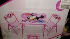 Disney Mickey Mouse Table And Chairs