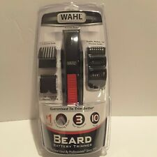 WAHL BEARD TRIMMER NEW SEALED IN BOX
