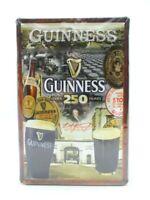 Blechschild Guinness Bier 250 year Metall Schild 30cm,Nostalgie Metal Shield,Neu