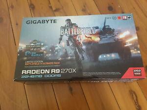 Gigabyte R9 270x 2GB Used/Working