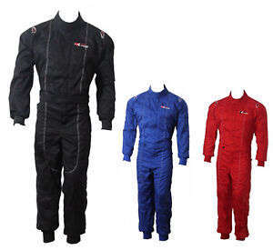 NEW Karting / Race / Rally suits (overall) Adult Poly cotton Excellent Quality