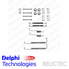Brake Shoe Fitting Kit Springs Opel Vauxhall:KADETT E,ASCONA C