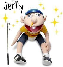 Brand New Genuine SML Jeffy Puppet - Super Mario Logan FREE P&P HAND