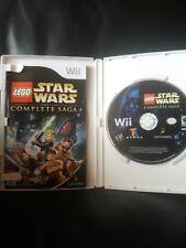 LEGO Star Wars: The Complete Saga (Nintendo Wii, 2007)