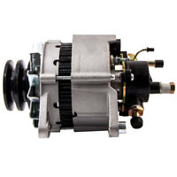 Alternator 80A For Nissan Patrol GQ 4.2L TD42 88-97 Navara D21 TD25 TD27 Diesel