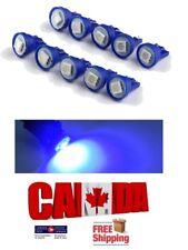10pcs Blue T10 194 168 1SMD LED Car Auto Side Lamp Dome Wedge Light Bulb