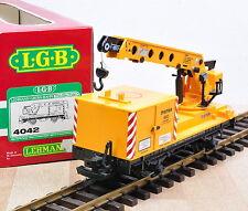 LGB 4042 Kranwagen Matra / Spur-G