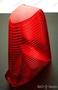 1961 1962 1963 1964 Lincoln New Tail Light Lamp Lense Tail lamp Red Lens