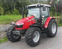 Massey Ferguson 5600 Series Tractors - Workshop Manual.