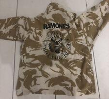 Vintage Ramones Shirt Camo Medium - Large