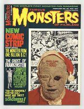 Famous Monsters of Filmland Magazine #48 VF 8.0 1968