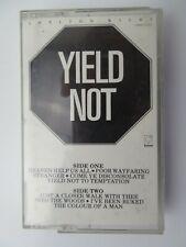 Shelton Kilby Yield Not (Cassette)