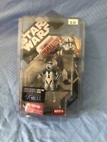 2007 Star Wars 30th Anniversary Force Unleashed Stormtrooper Commander BRAND NEW