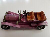 VINTAGE MATCHBOX 1909 THOMAS FLYABOUT TOY CAR. NO.Y-12. 1973.