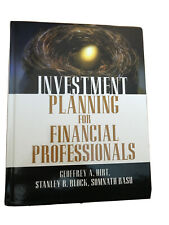 Investment Planning for Financial Professionals by Somnath Basu, Geoffrey A....