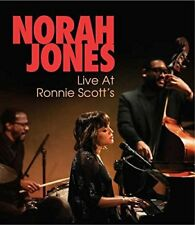 NORAH JONES - LIVE AT RONNIE SCOTT'S JAZZ CLUB/2017  (BLURAY)   BLU-RAY NEW+