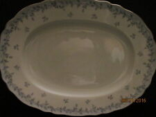 "Franconia Krauthein - Delphine Pattern - Platter (13 1/2"" wide) - Replacement"