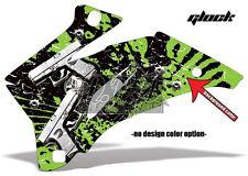 Amr racing décor Graphic Kit ATV suzuki ltr 450 Lt-r Glock/Guns B