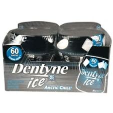 Dentyne Ice Bottles Arctic Chill 4 pack (60ct per pack)