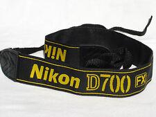 NIKON D700 FX CAMERA NECK STRAP  #00042