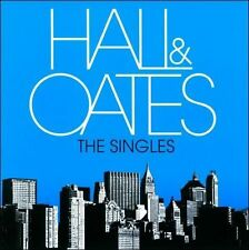 The Singles by Daryl Hall & John Oates (CD, May-2011, Camden International)