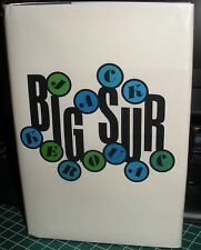 Jack Kerouac Big Sur 1962 HC DJ 1st edition first printing