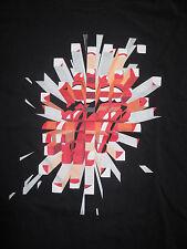 """2005 Rolling Stones """"A Bigger Bang"""" Concert Tour (Xl) U T-Shirt Mick Jagger"""