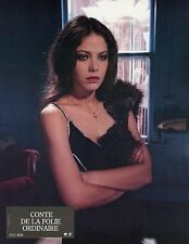 ORNELLA MUTI CONTE DE LA FOLIE ORDINAIRE 1981 PHOTO VINTAGE LOBBY CARD N°1