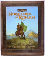 The One Ring: Horse Lords of Rohan RPG by Cubicle 7 Seven CB71012 New