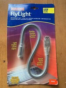 Kensington 62645 Flylight Platinum-Colored Portable USB Light (PC/Mac)
