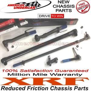 XRF Lifetime Chassis Kit 08 - 10 Ford F250 F350 Super Duty 4x4 Tie Rod Drag Link