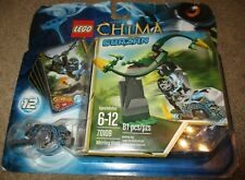 Lego Legends Of Chima Gorzan 70109 New Sealed