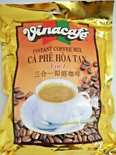 3 BAGS VINACAFE INSTANT COFFEE MIX 3 IN 1 Ready To Use Coffee