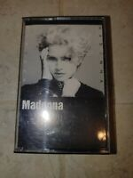 CLASSIC* Madonna 1983 Self-Titled Cassette Tape