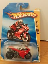 Hot Wheels 2010 Ducati 1098R #18 HW Premiere 18/52 Red