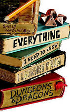 Everything I Need to Know I Learned from D&D by Shelly Mazzanoble (Paperback, 2…