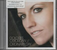 DOLORES O'RIORDAN Ordinary Day 3  TRACK CD NEW - NOT SEALED    CRANBERRIES