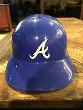 VINTAGE SOUVENIR BASEBALL BATTING HELMET PLASTIC SPORT MLB Atlanta Braves